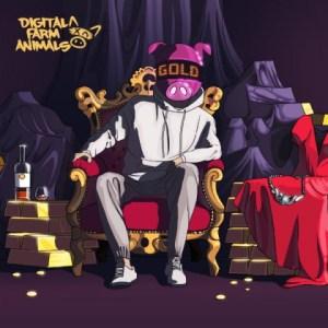 Digital Farm Animals - Gold
